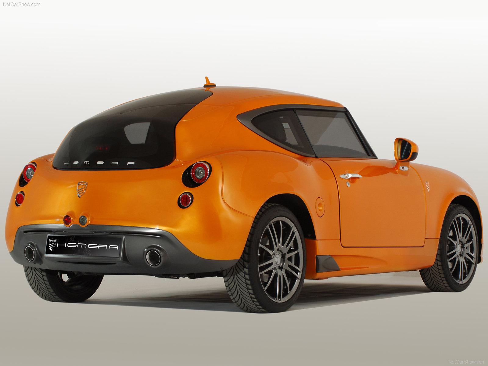 PGO Hemera 2009 - now Coupe #4