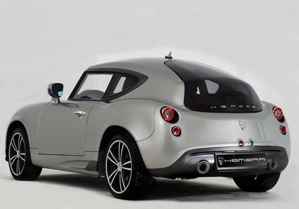 PGO Hemera 2009 - now Coupe #1