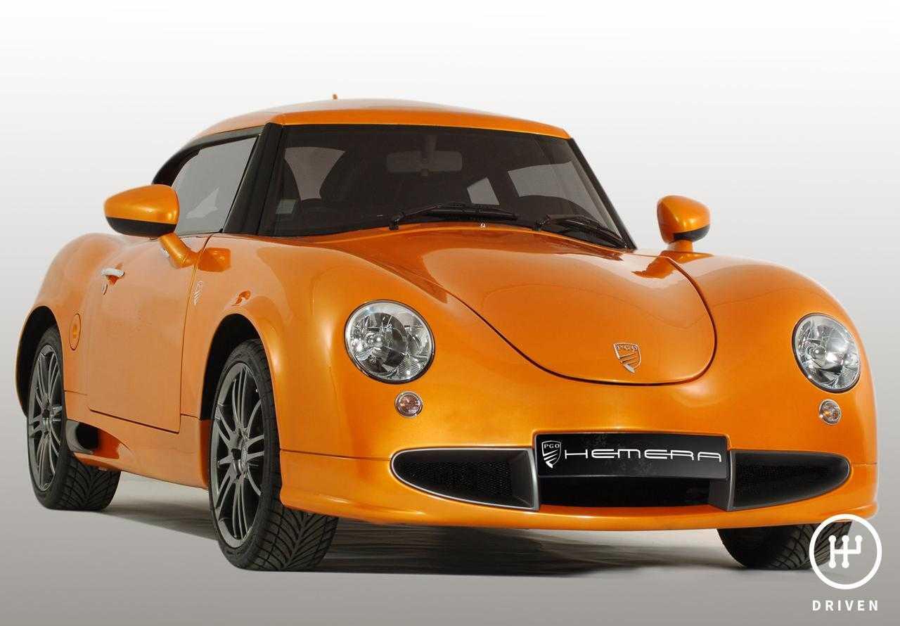 PGO Hemera 2009 - now Coupe #7