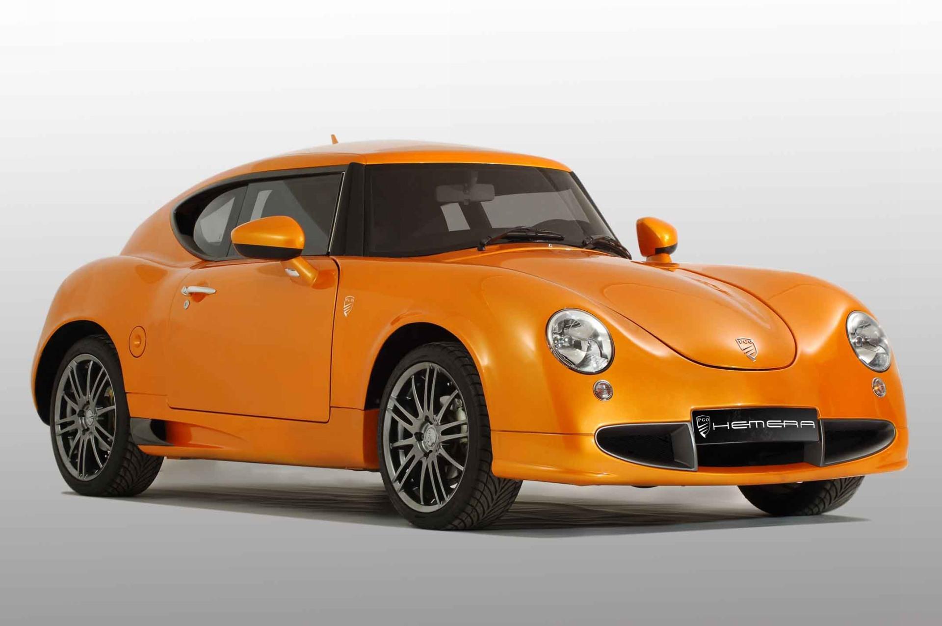 PGO Hemera 2009 - now Coupe #8