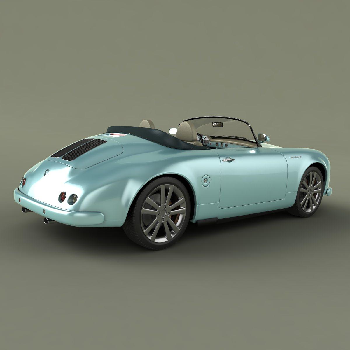PGO Speedster II 2000 - now Cabriolet #8