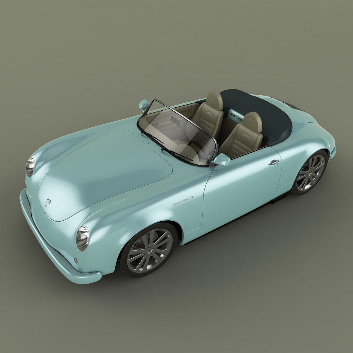 PGO Speedster II 2000 - now Cabriolet #5