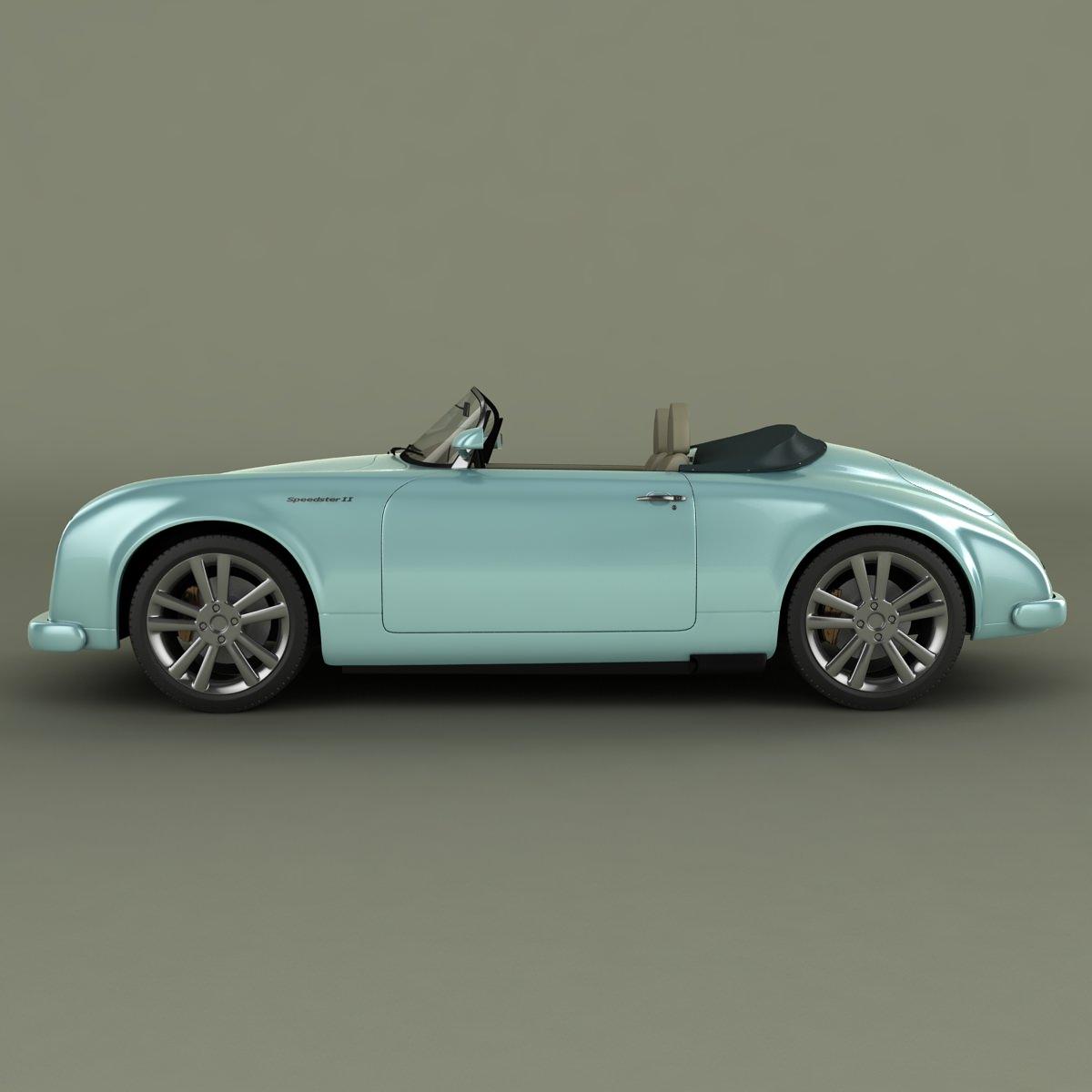 PGO Speedster II 2000 - now Cabriolet #2