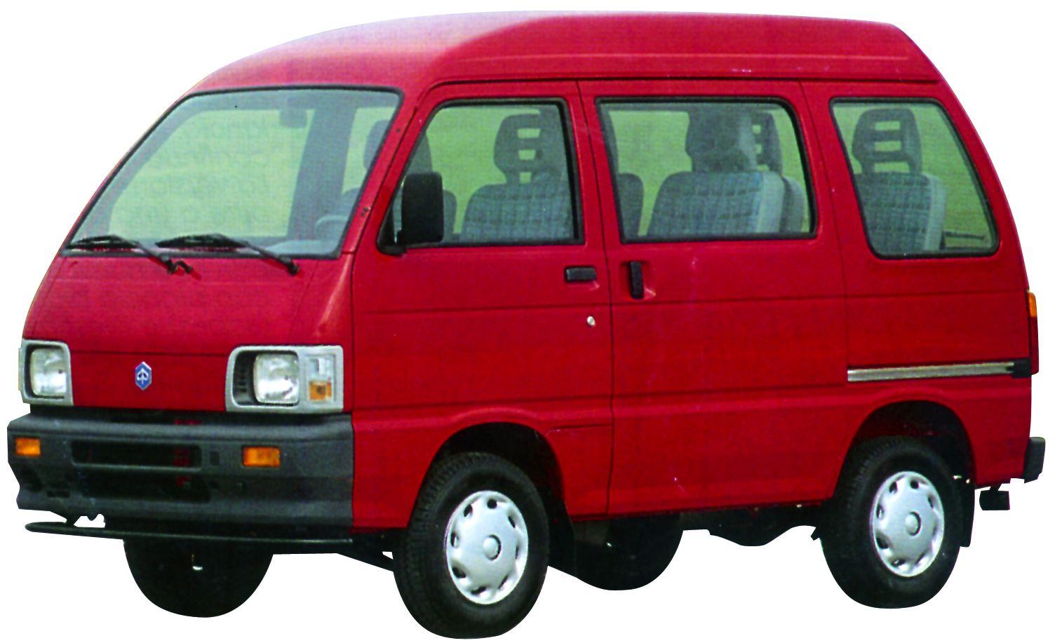 Piaggio Porter 1992 - now Microvan #1