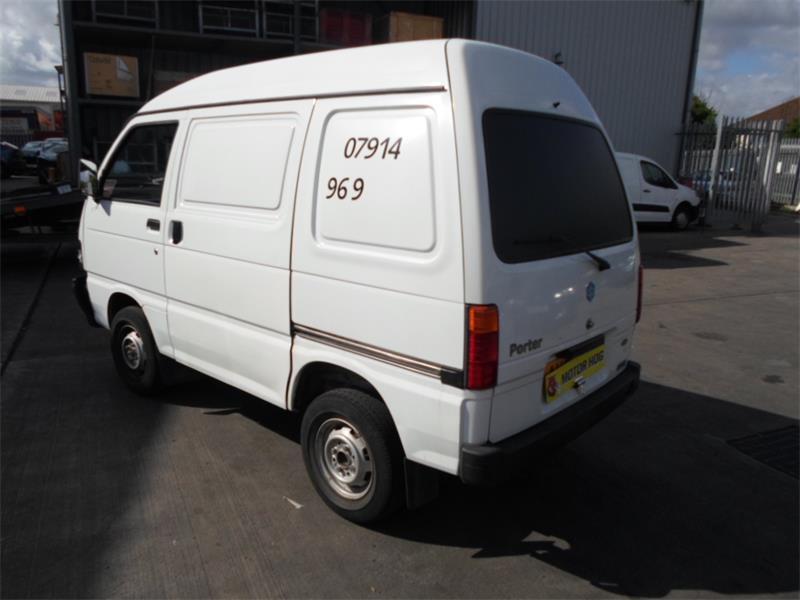 Piaggio Porter 1992 - now Microvan #4