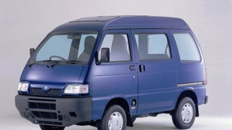 Piaggio Porter 1992 - now Microvan #2