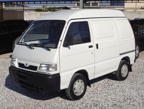 Piaggio Porter 1992 - now Microvan #7