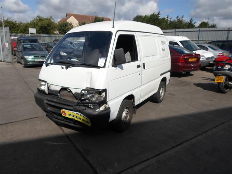 Piaggio Porter 1992 - now Microvan #3