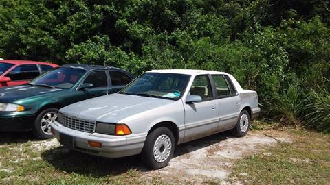 Plymouth Acclaim 1989 - 1995 Sedan #3
