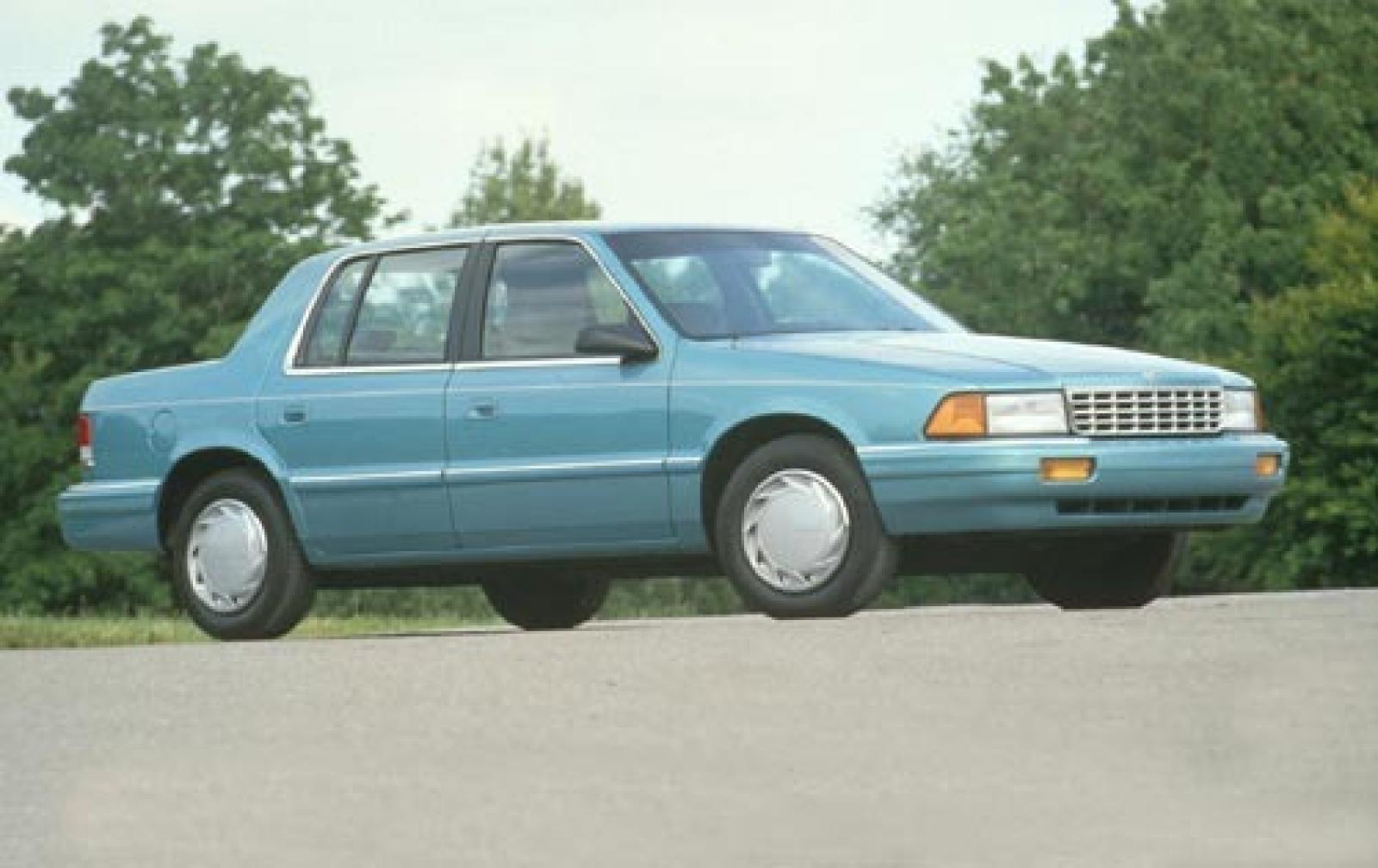 Plymouth Acclaim 1989 - 1995 Sedan #2