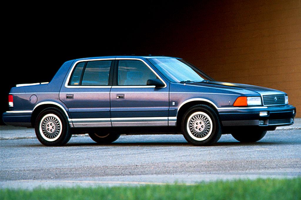 Plymouth Acclaim 1989 - 1995 Sedan #5