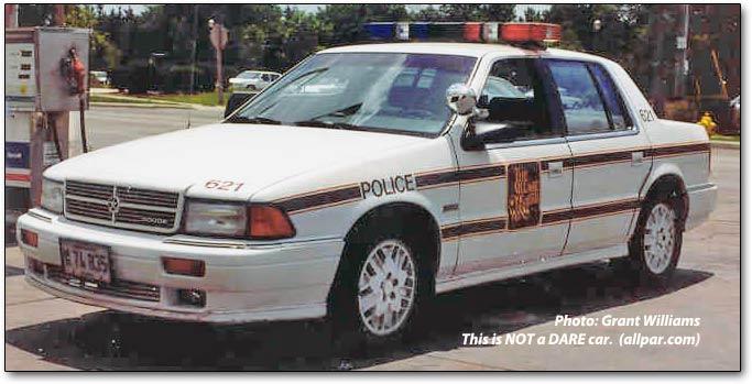 Plymouth Acclaim 1989 - 1995 Sedan #6