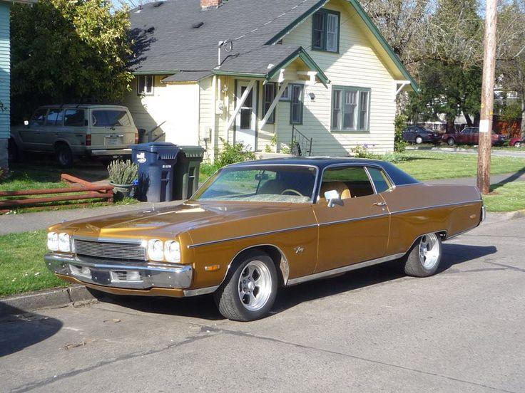 Plymouth Fury V 1969 - 1973 Coupe-Hardtop #3