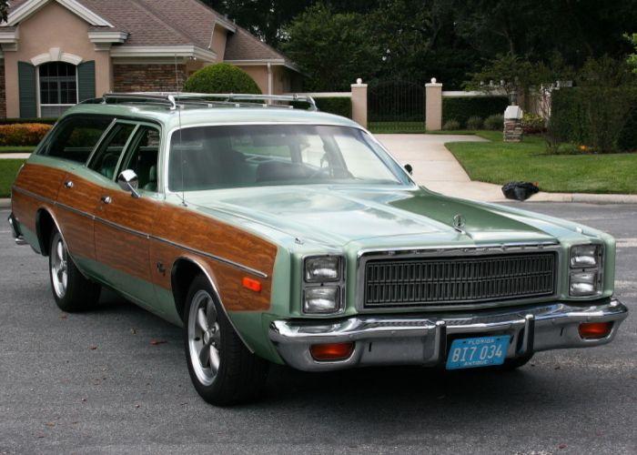 Plymouth Fury VII 1975 - 1978 Sedan #1
