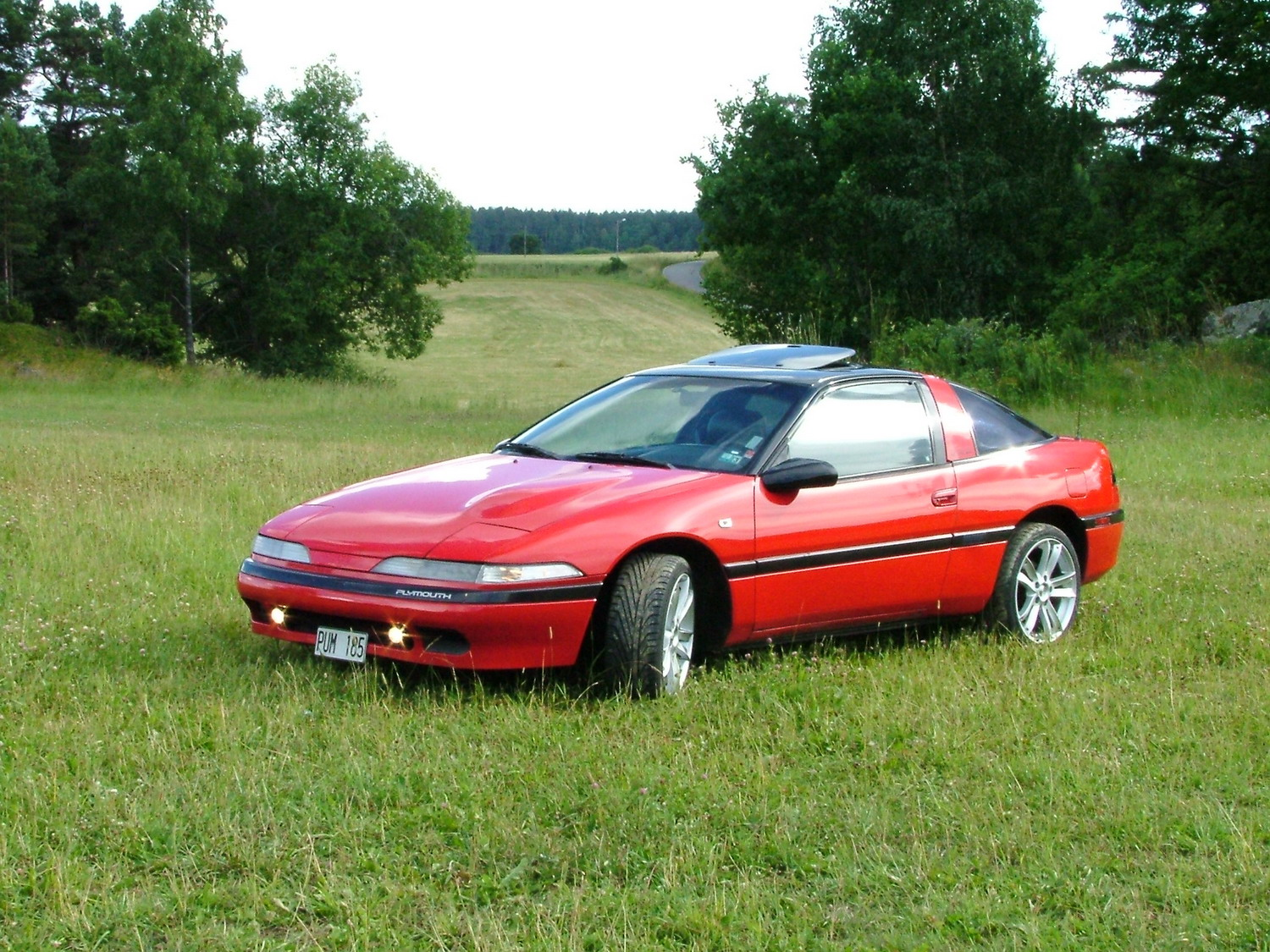 Plymouth Laser 1989 - 1994 Coupe #3