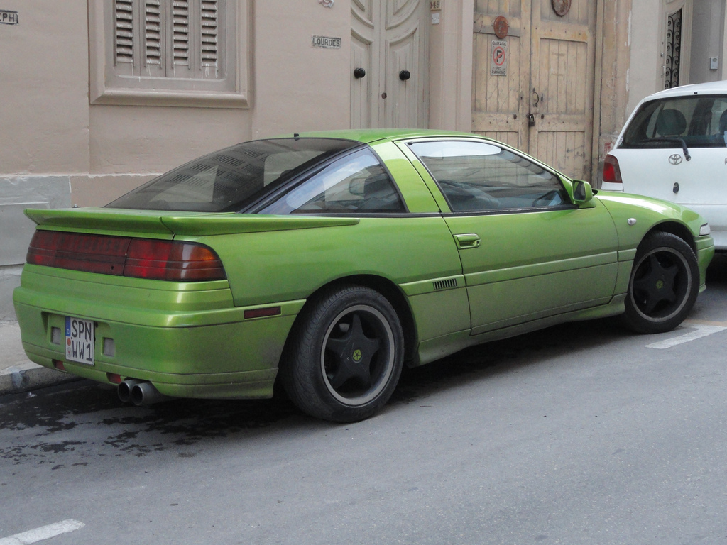 Plymouth Laser 1989 - 1994 Coupe #2