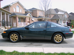 Plymouth Laser 1989 - 1994 Coupe #7