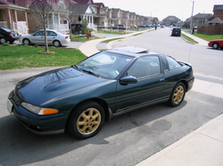 Plymouth Laser 1989 - 1994 Coupe #6