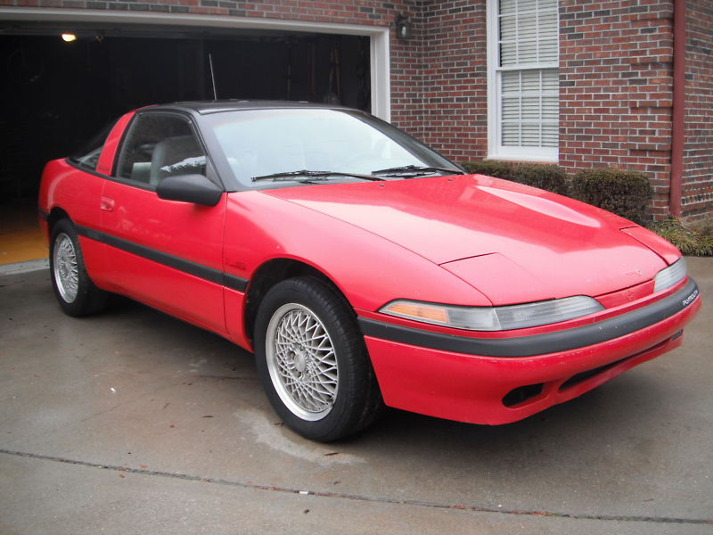 Plymouth Laser 1989 - 1994 Coupe #8