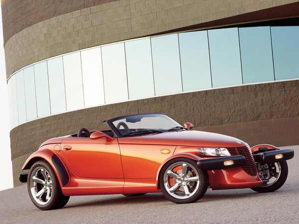 Plymouth Prowler 1997 - 2002 Cabriolet #3