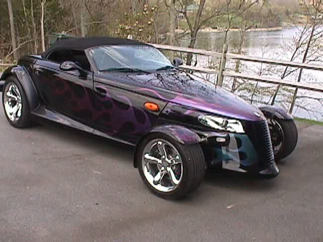 Plymouth Prowler 1997 - 2002 Cabriolet #2
