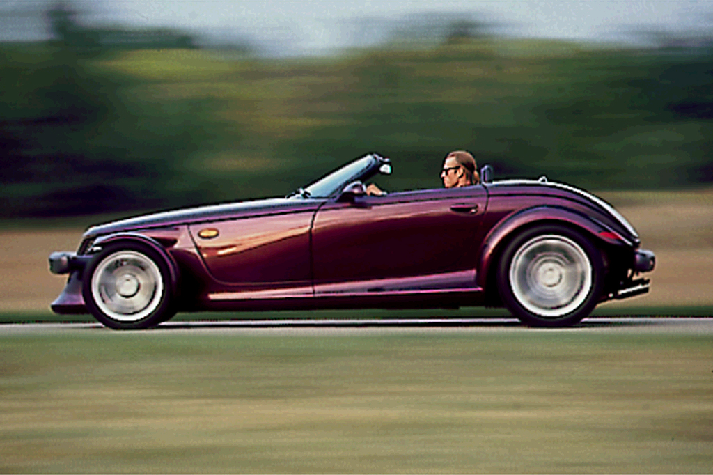 Plymouth Prowler 1997 - 2002 Cabriolet #4