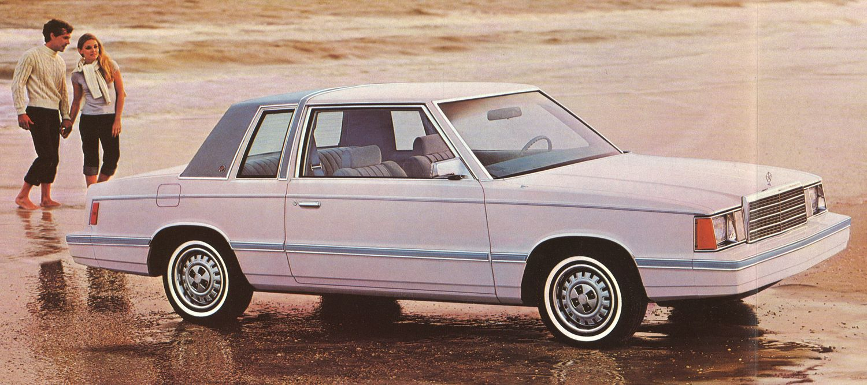 Plymouth Reliant I 1981 - 1989 Sedan #1