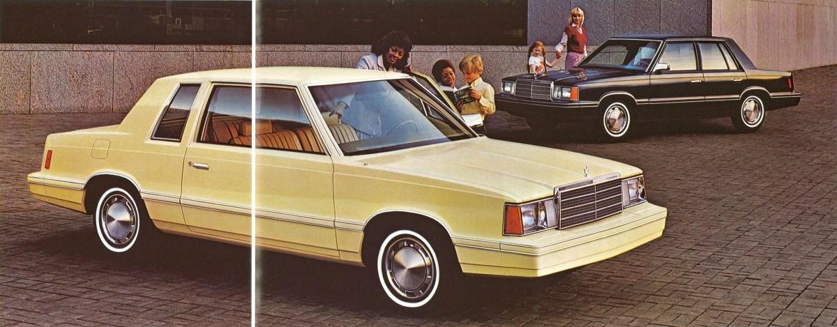 Plymouth Reliant I 1981 - 1989 Sedan #5