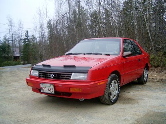 Plymouth Sundance 1986 - 1994 Coupe #4