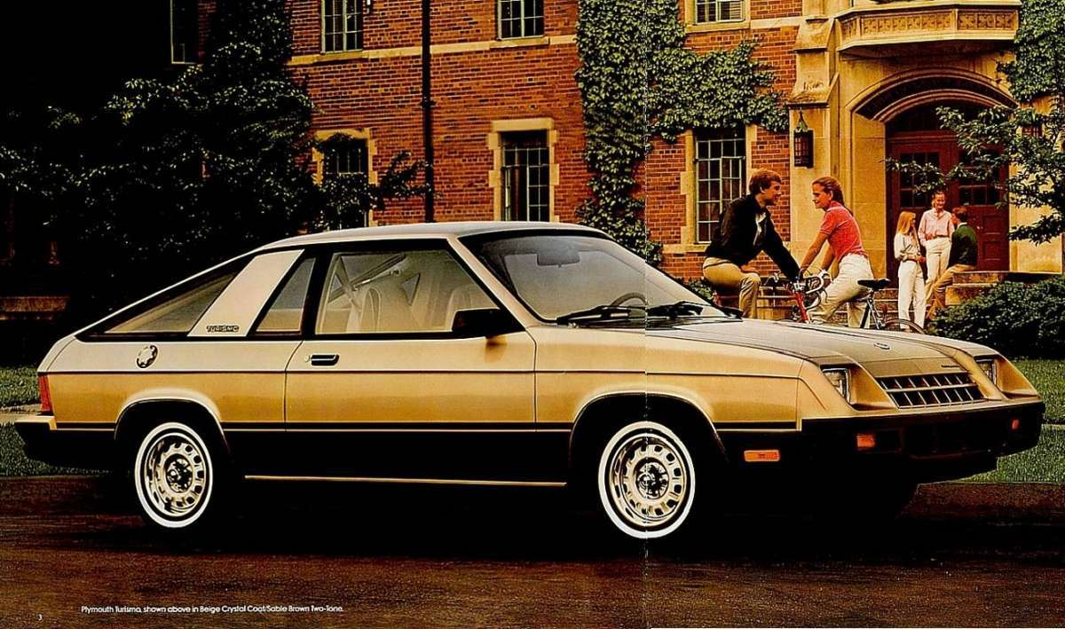Plymouth Turismo 1983 - 1987 Hatchback 3 door #5