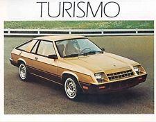 Plymouth Turismo 1983 - 1987 Hatchback 3 door #3