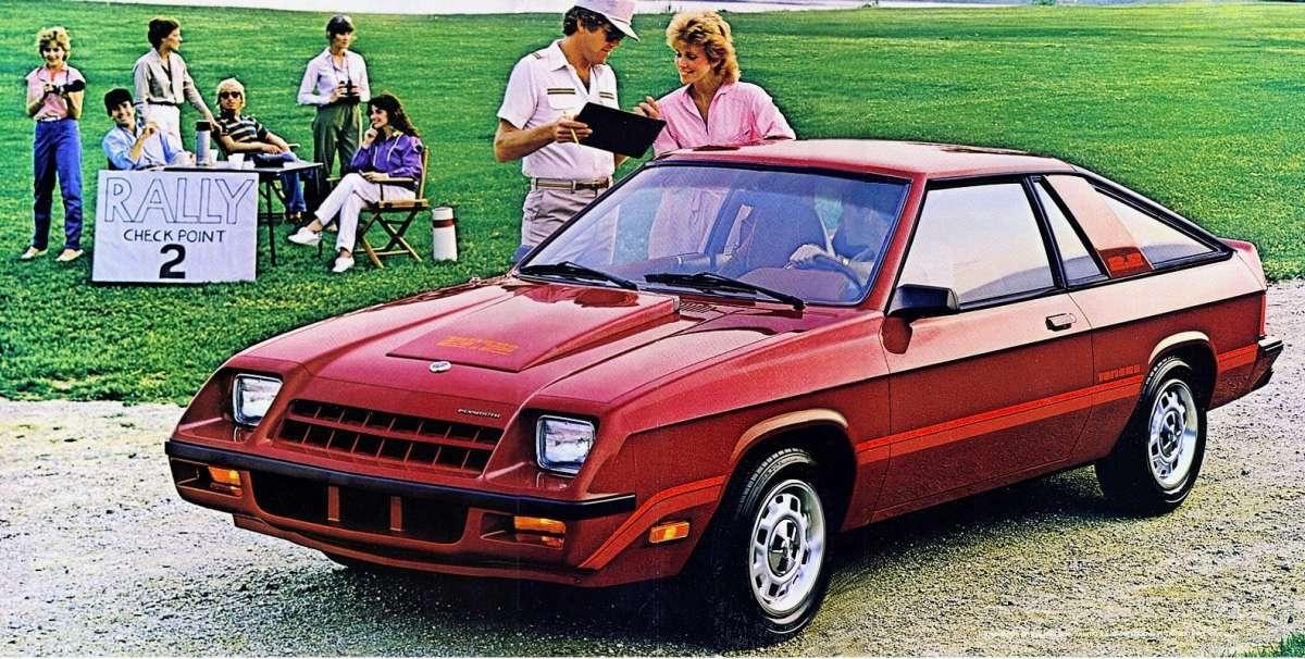 Plymouth Turismo 1983 - 1987 Hatchback 3 door #1