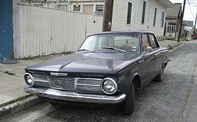 Plymouth Valiant III 1967 - 1973 Sedan #7