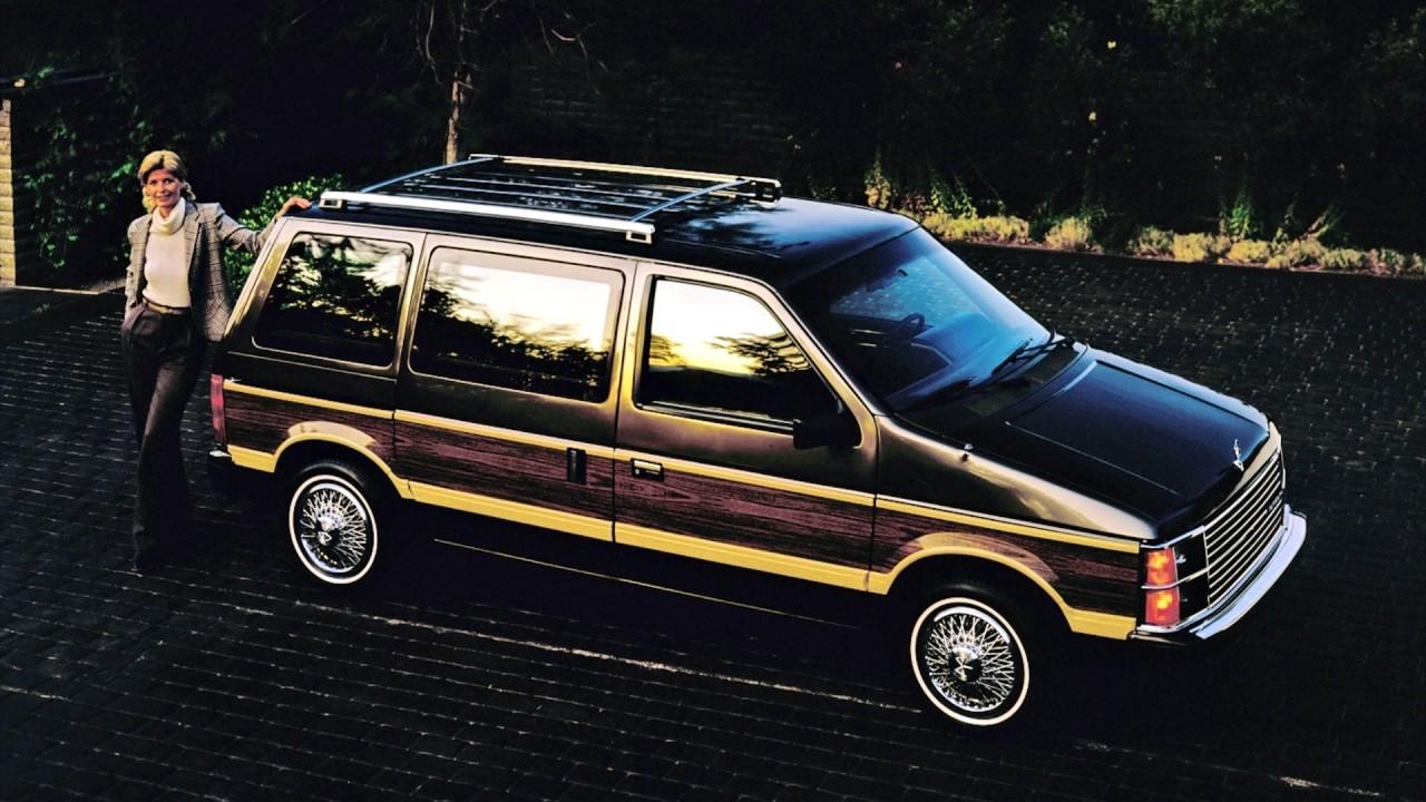 Plymouth Voyager I 1984 - 1990 Minivan #2