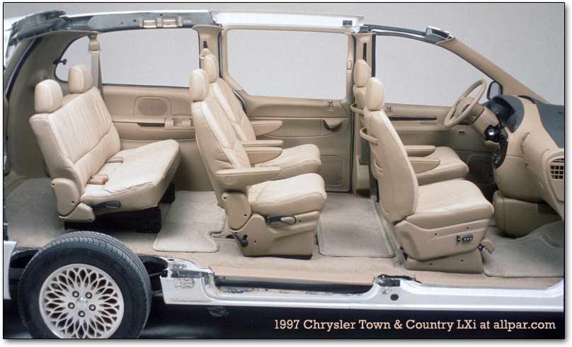 Plymouth Voyager III 1995 - 2000 Minivan #6