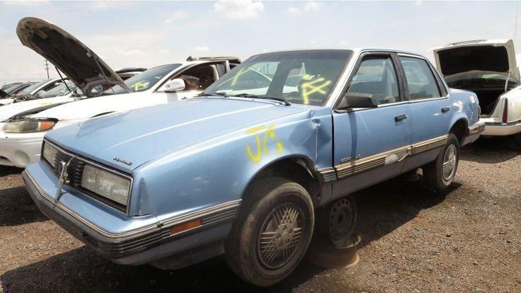 Pontiac 6000 1982 - 1991 Coupe #2