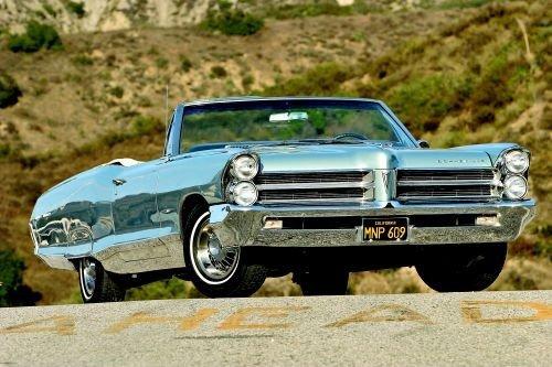 Pontiac Bonneville IV 1965 - 1970 Cabriolet #3