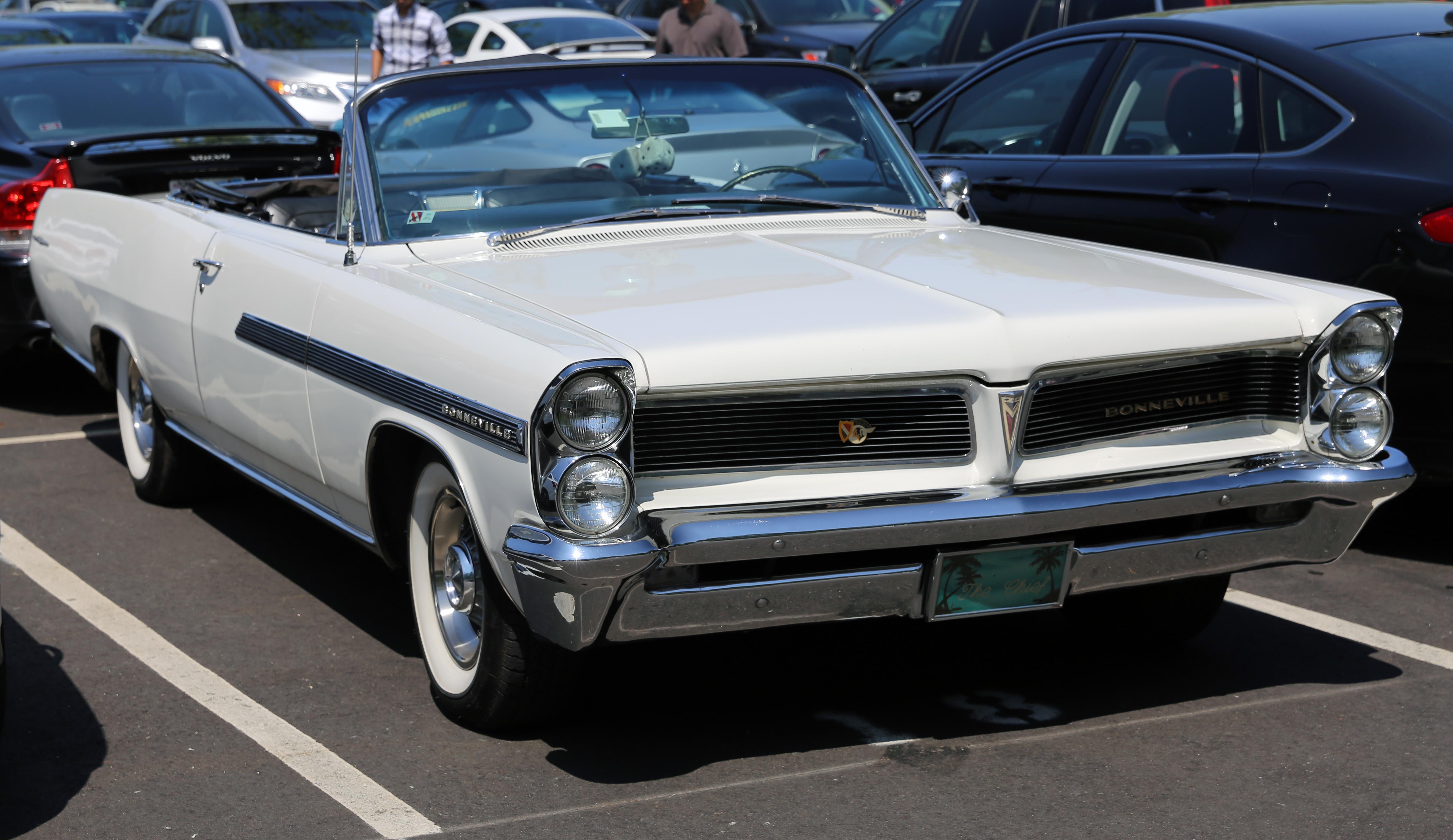 Pontiac Catalina II 1961 - 1964 Station wagon 5 door #5