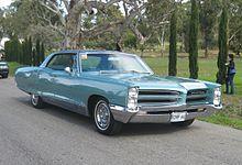 Pontiac Bonneville IV 1965 - 1970 Cabriolet #8
