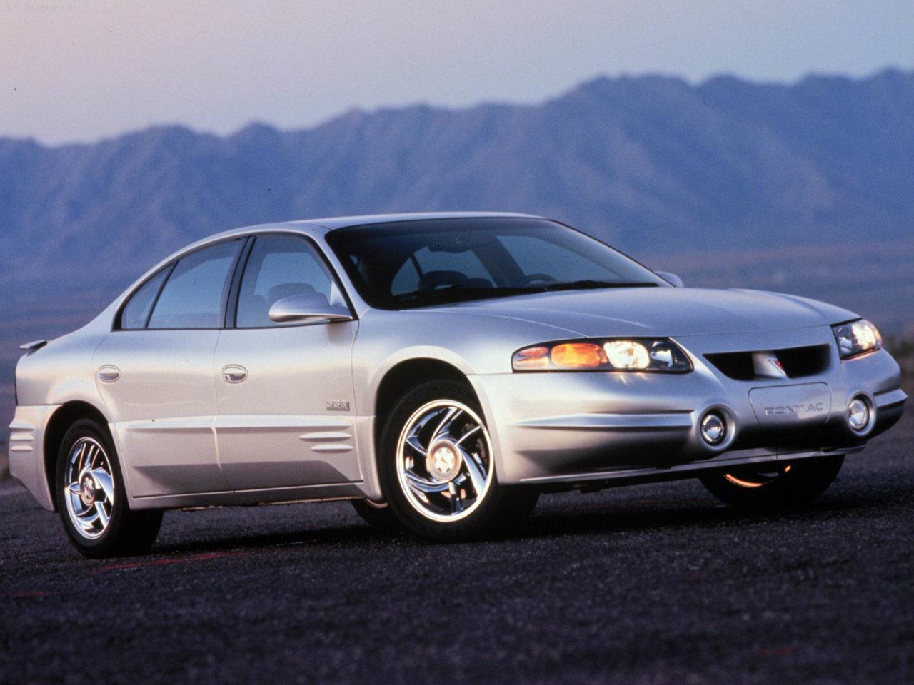 Pontiac Bonneville IX 1991 - 1999 Sedan #1
