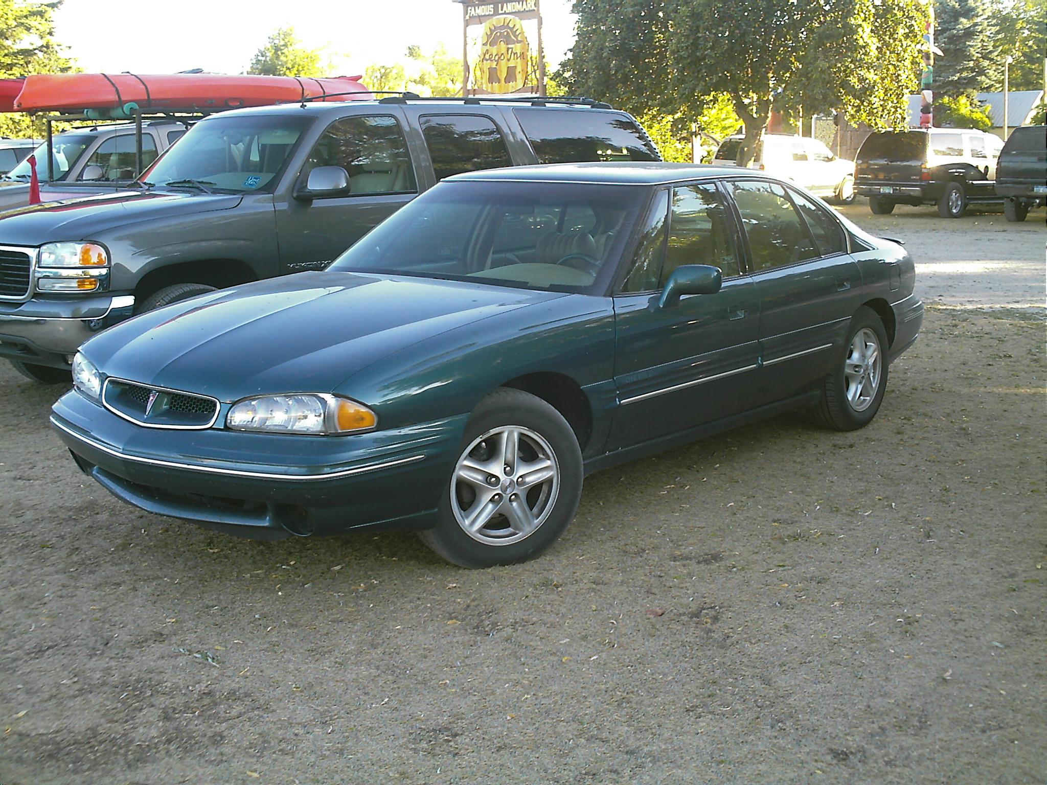 Pontiac Bonneville IX 1991 - 1999 Sedan #4
