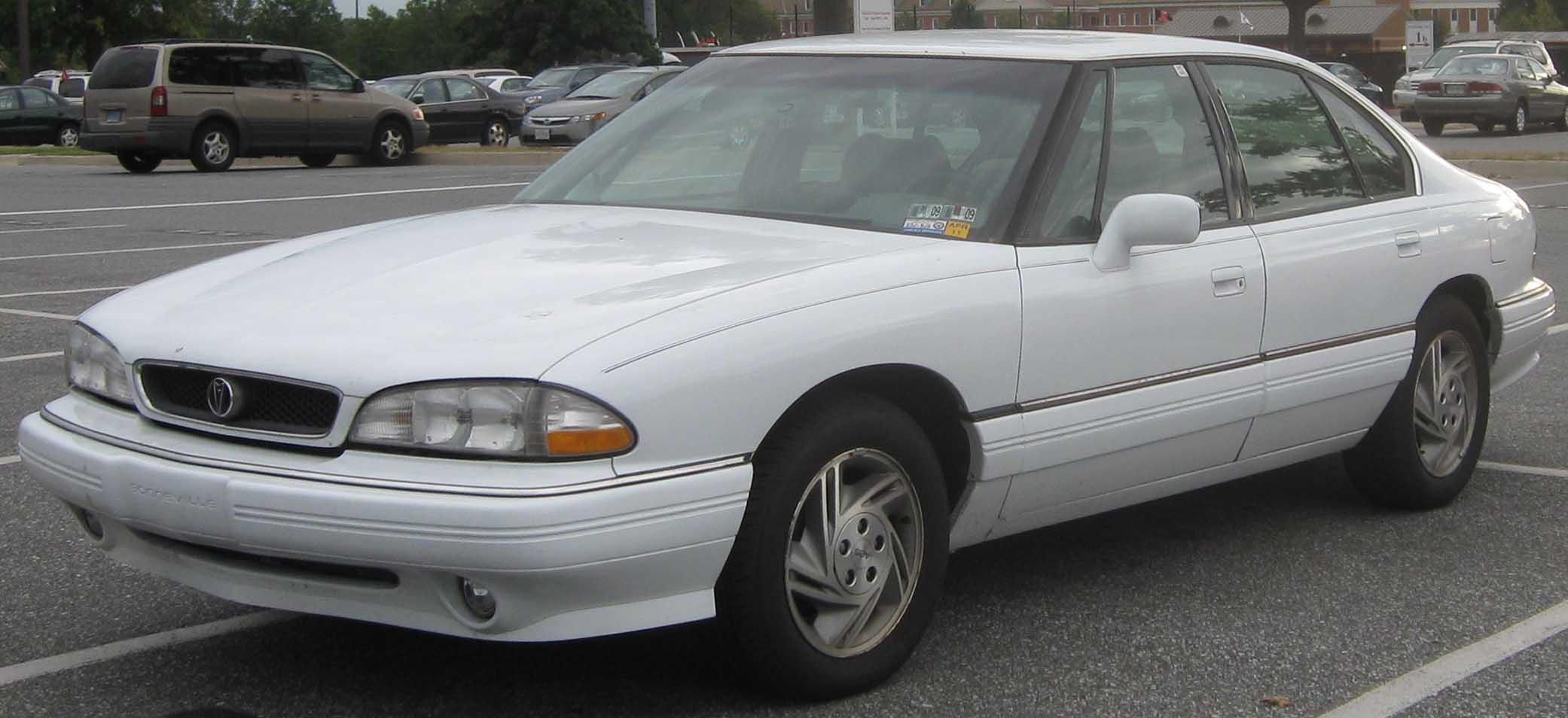 Pontiac Bonneville IX 1991 - 1999 Sedan #8