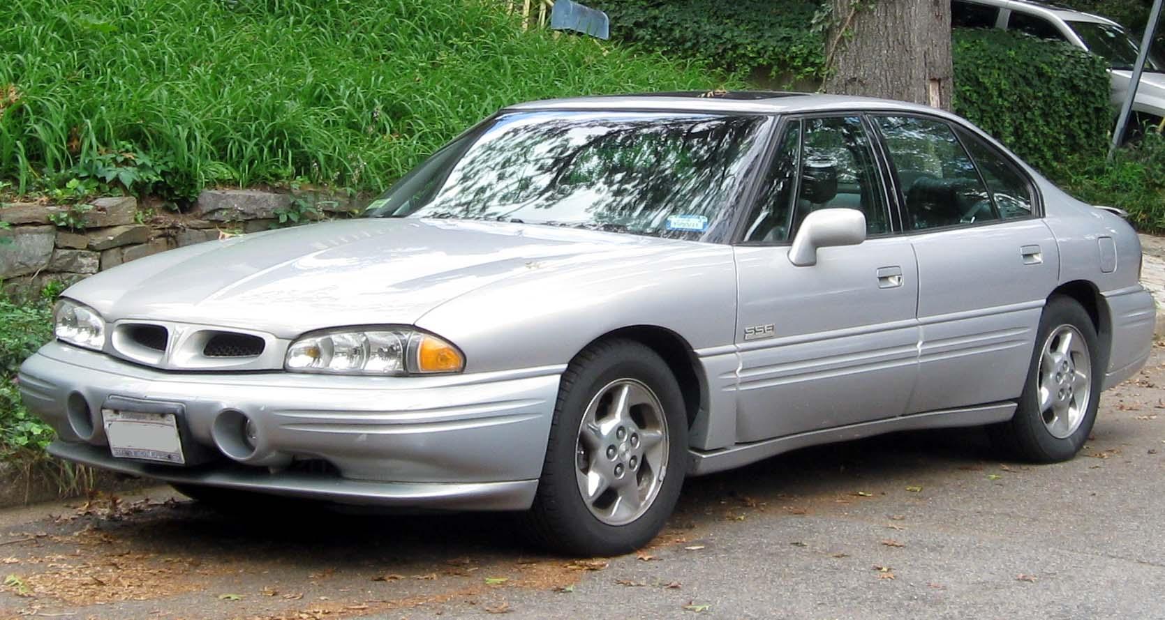 Pontiac Bonneville IX 1991 - 1999 Sedan #7