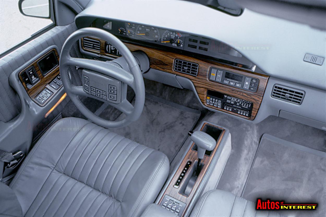 Pontiac Bonneville IX 1991 - 1999 Sedan #5
