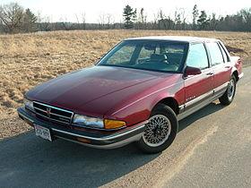 Pontiac Bonneville VIII 1987 - 1991 Sedan #7