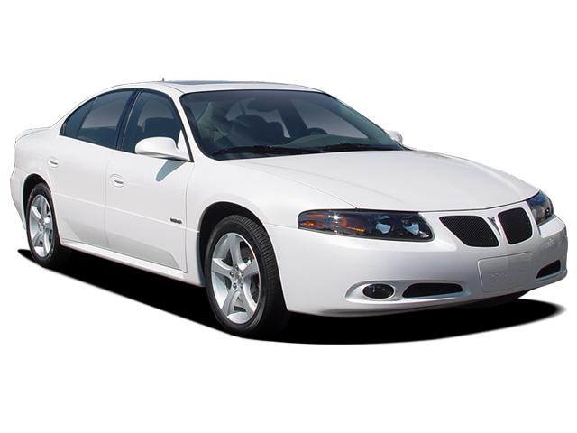 Pontiac Bonneville X 2000 - 2005 Sedan #3