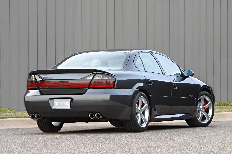 Pontiac Bonneville X 2000 - 2005 Sedan #1