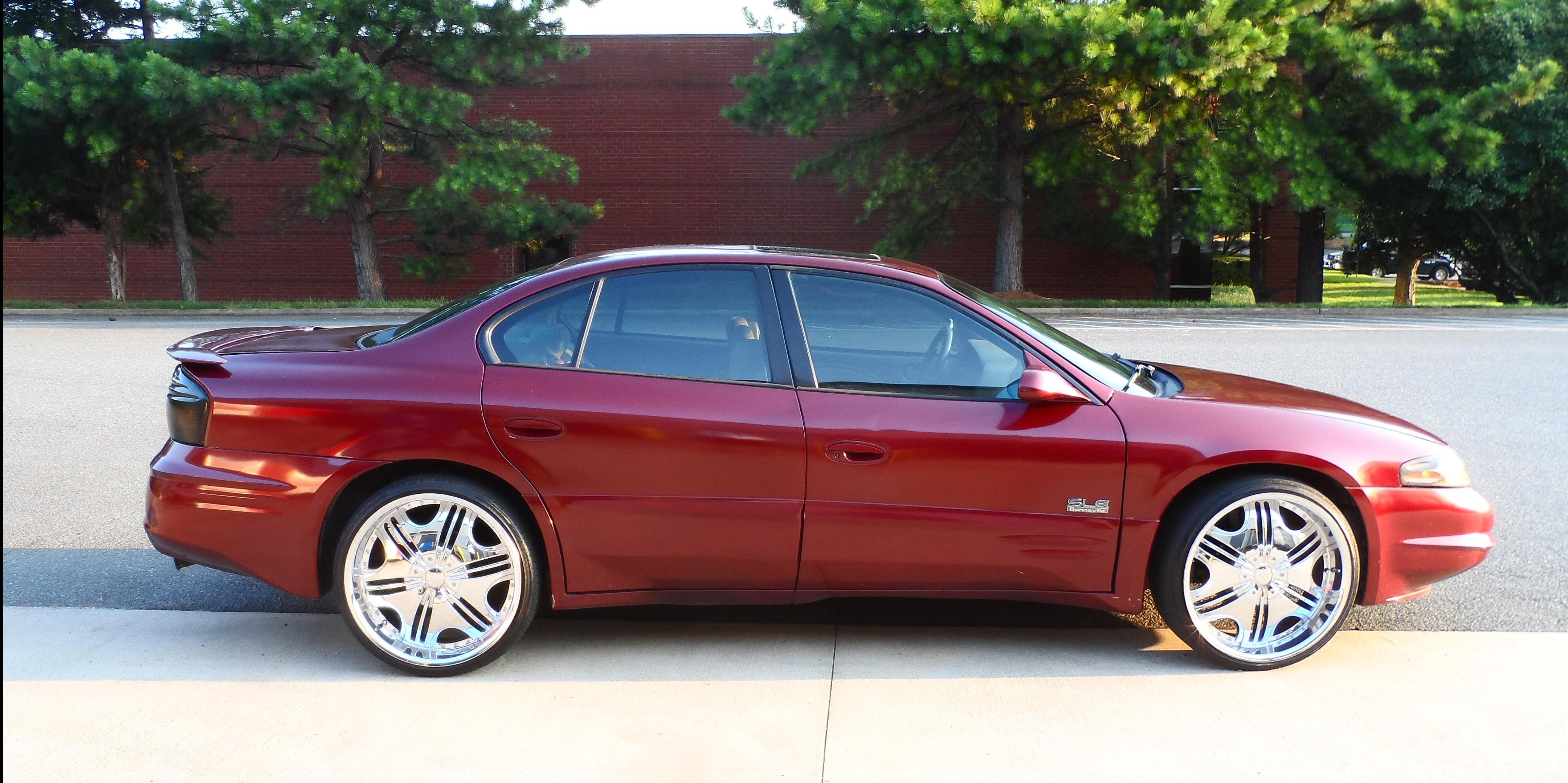 Pontiac Bonneville X 2000 - 2005 Sedan #5