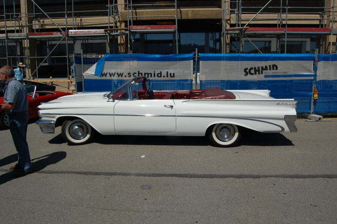 Pontiac Catalina I 1959 - 1960 Cabriolet #1