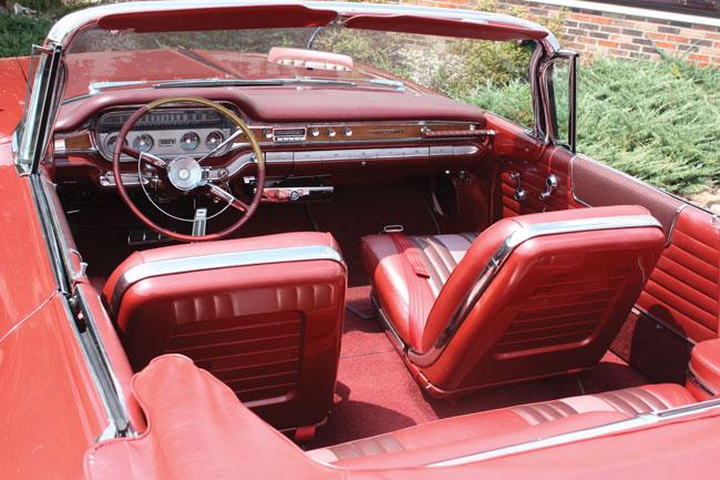 Pontiac Catalina I 1959 - 1960 Cabriolet #8